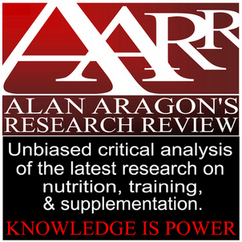 Alan Aragon Research Review